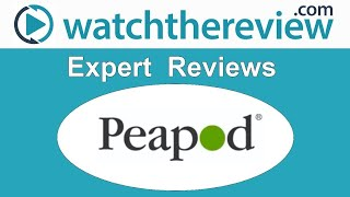 Peapod Review - Grocery Delivery