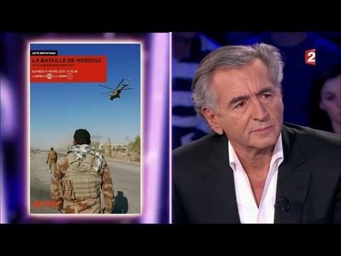 Bernard Henri Levy On N Est Pas Couche 4 Mars 2017 Onpc Youtube