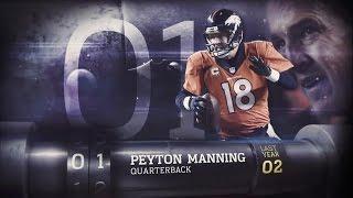 #1 Peyton Manning  Top 100 Players of 2014