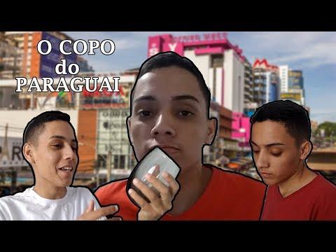 O Copo Do Paraguai - Otavio Domingues