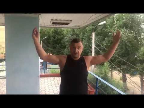 Прогулки с Константином Сизовым, кафе ВОЯЖ на Центральном пляже