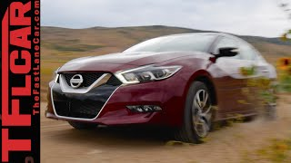 2016 Nissan Maxima Review: Buy It but not because you want a 4DSC!