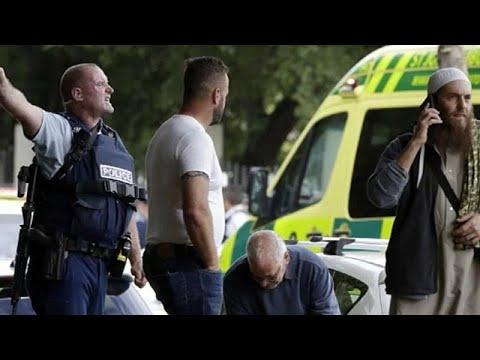 Terroranschlag beim Freitagsgebet: 49 Tote in Christchurch