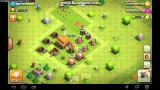 """Clash of clans Osa 2 """"Th kolmoselle !"""""""