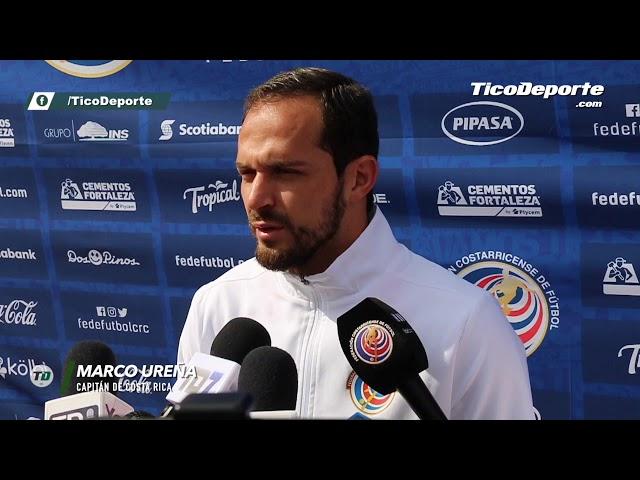 Marco Ureña: