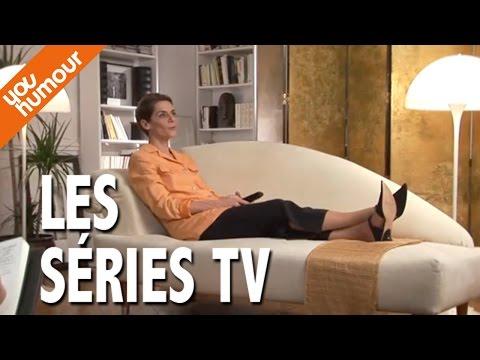 Victoire chez le psy, Les séries TV