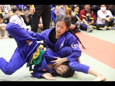 Robu Watanabe vs Rino Omura / COPA BULLTERRIER JR 2019