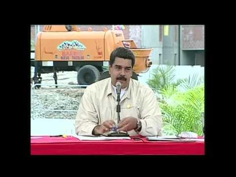 Maduro anuncia aumento de 40% no salário mínimo