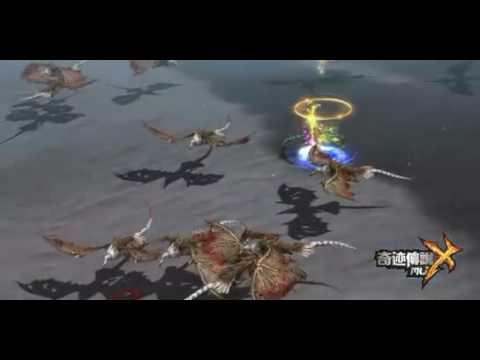 New MMORPG MuX IN-GAME Trailer