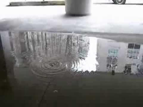 the story of the puddle outside of the former prentice women's hospital
