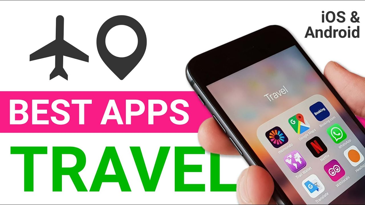 BEST TRAVEL APPS - 2019
