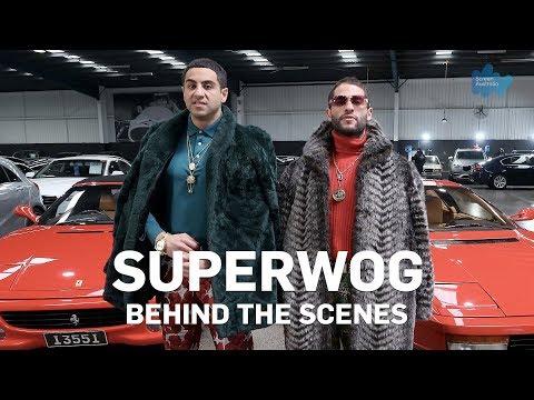Superwog – Behind The Scenes