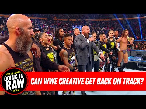 Can WWE Creative Get Back On Track? Going In Raw Mat Chat