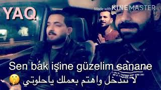 اغنية بودروم مترجمة bodrum şarkısı bülent serttaş