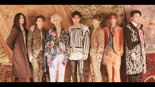 Download Lagu Super Junior dress up as Latin lords in new 'Lo Siento' teaser image! Mp3