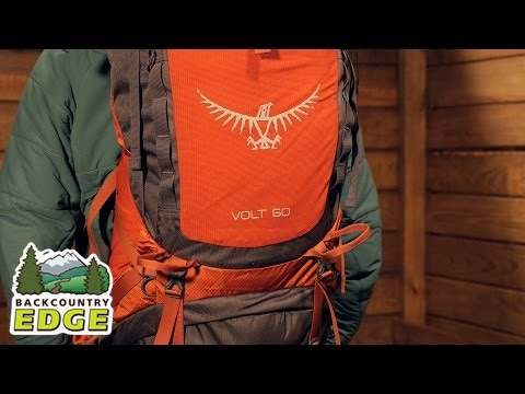 13805b9df8 Osprey Volt 60 Backpack - YouTube