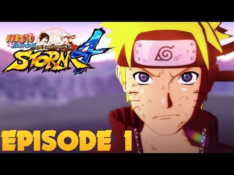 Naruto Shippuden Ultimate Ninja Storm 4 FR - #1 - Let's play