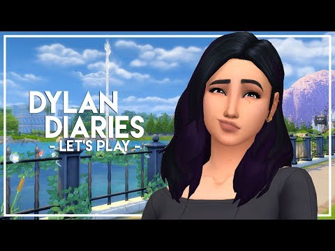 MY FAVORITE SIM IS DEAD // The Sims 4: Dylan Diaries #29