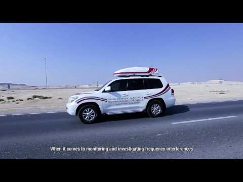 Automated Spectrum Monitoring System in Qatar