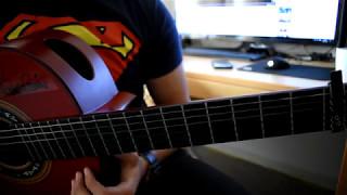 Yara - Ma Baaref --- ( Guitar Tutorial )