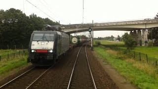 CABVIEW HOLLAND Dordrecht - Eindhoven Virm 2012