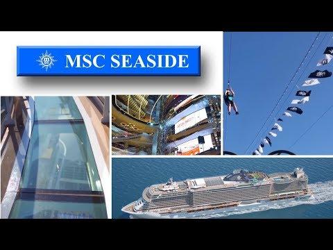 MSC SEASIDE con  Destinazione Sole