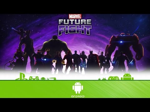 MARVEL Future Fight - First Look (Android Gameplay) - 동영상