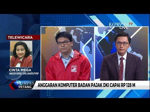 128,9 M Untuk Beli Komputer, Ada Apa Di RAPBD DKI Jakarta?