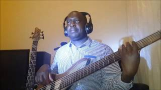 Mmatema Moremi - Because of You Bass Cover