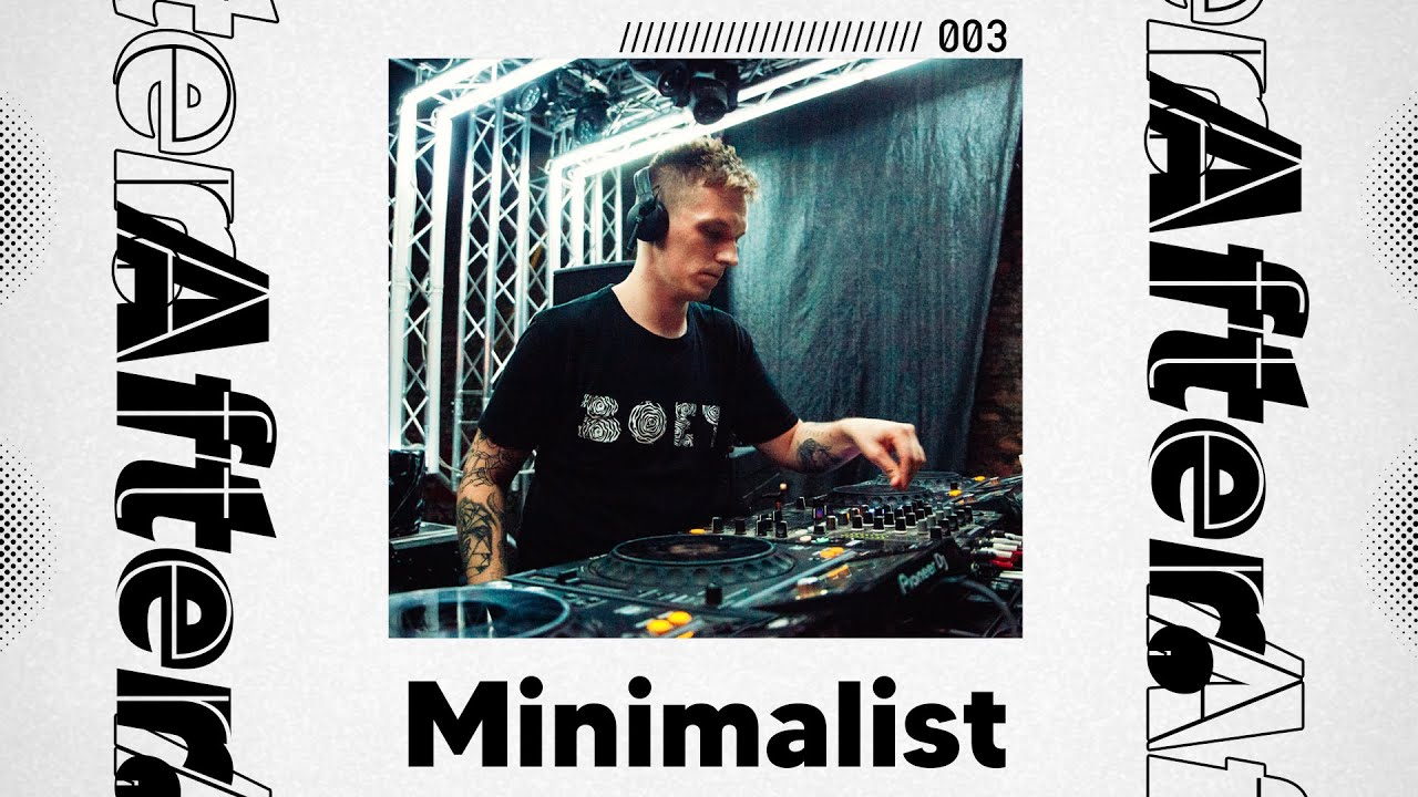 Download After Podcast   003   Minimalist