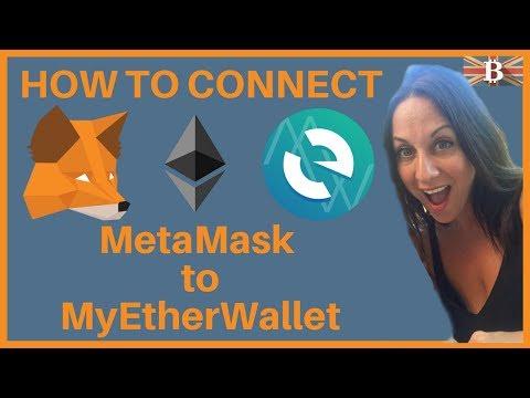 Import MyEtherWallet (MEW) Into MetaMask - Part 2