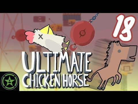 ENDLESS TRAPS - Ultimate Chicken Horse (#18) | Let's Play