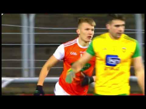 Armagh v Donegal Highlights - 2019 Football League