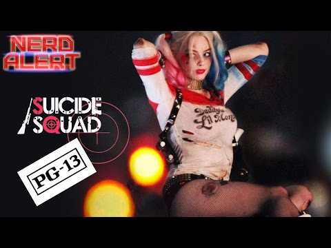 Suicide Squad = PG-13?? The MPAA Ratings Need To Change