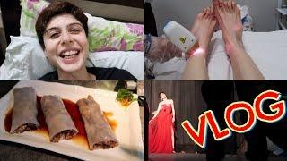 Vlog || Laser Hair Removal Update & More!