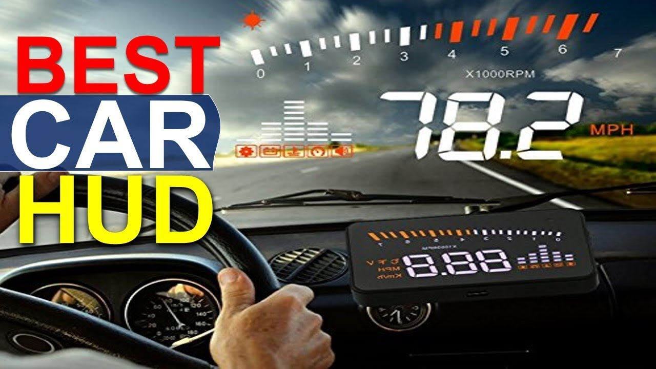 Best Hud 2020 For Car Head Up Display Youtube