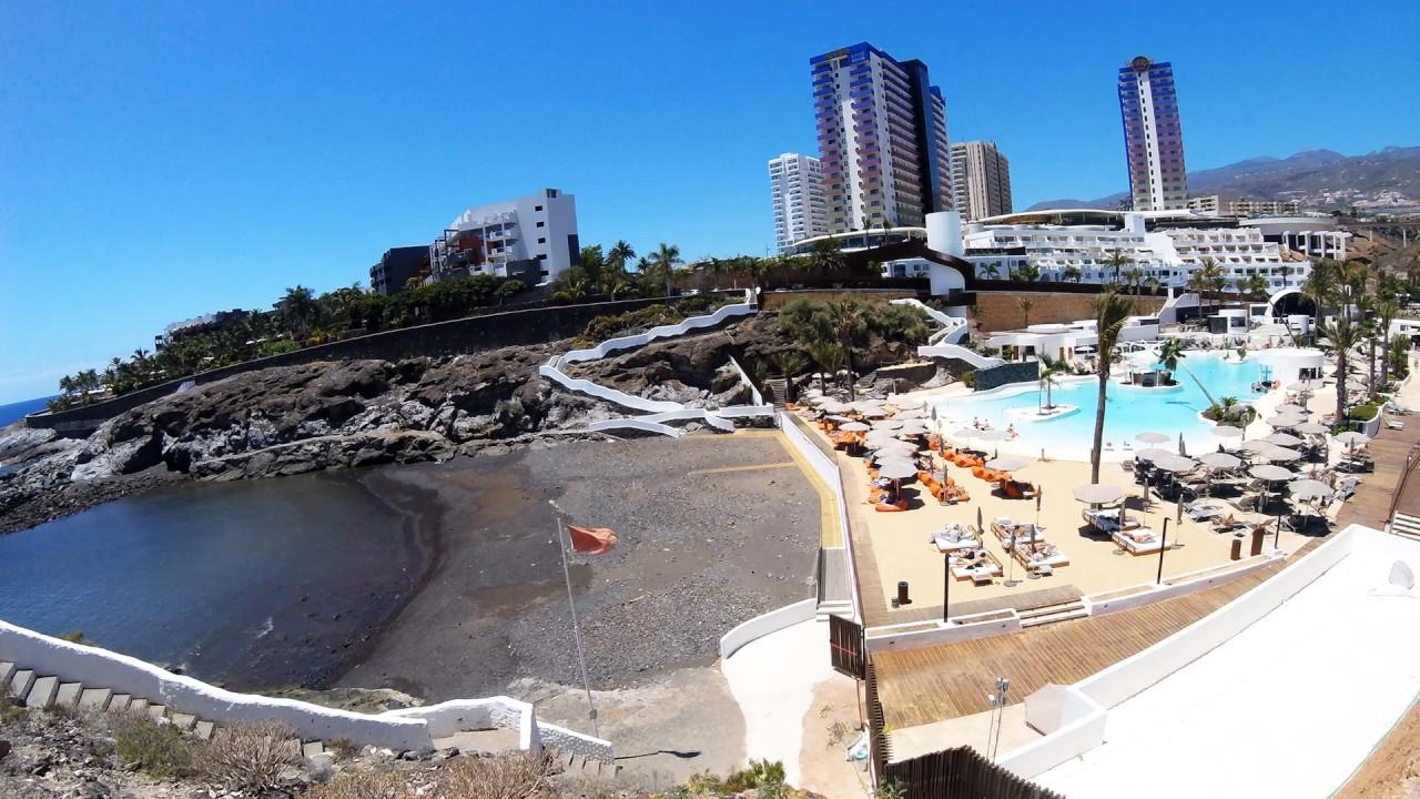 Hard Rock Hotel Tenerife Beach Club