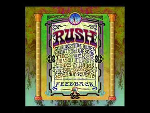 Rush - Shapes of Things