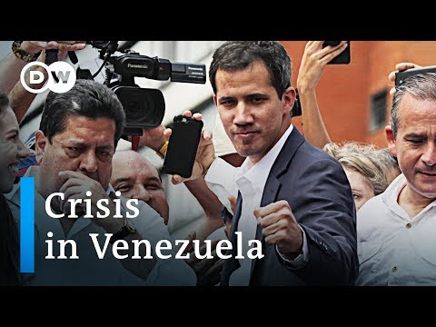 Why Venezuela doesn't arrest Juan Guaidó | DW News