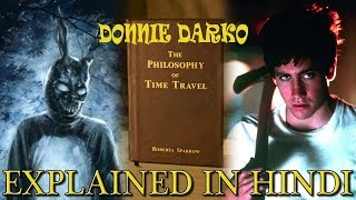 Donnie Darko Movie : Explained in hindi (IT IS NOT WHAT YOU THINK)