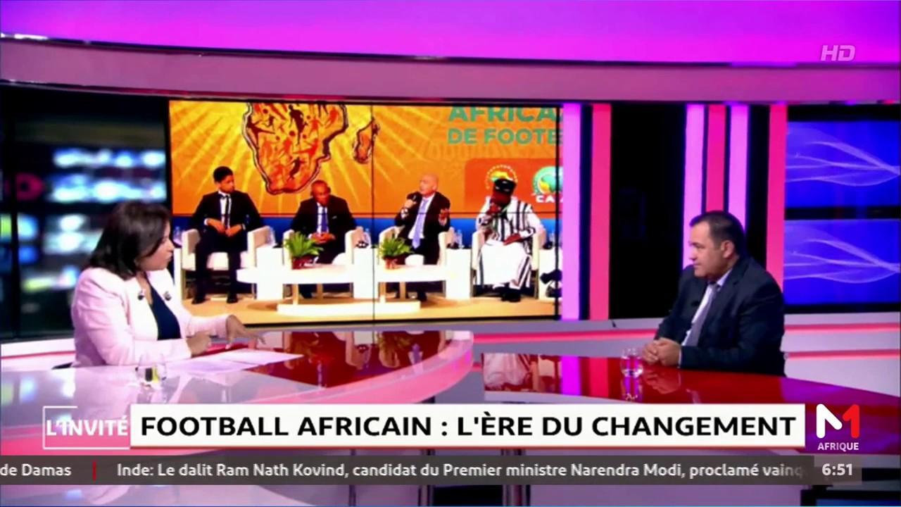 Football Africain : L'ére du changement