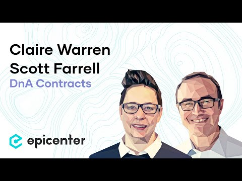 EB142 – Claire Warren & Scott Farrell: DnA Contracts - Bringing Human Discretion To Smart Contracts