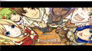 TalonRO geffenia farming noobie style