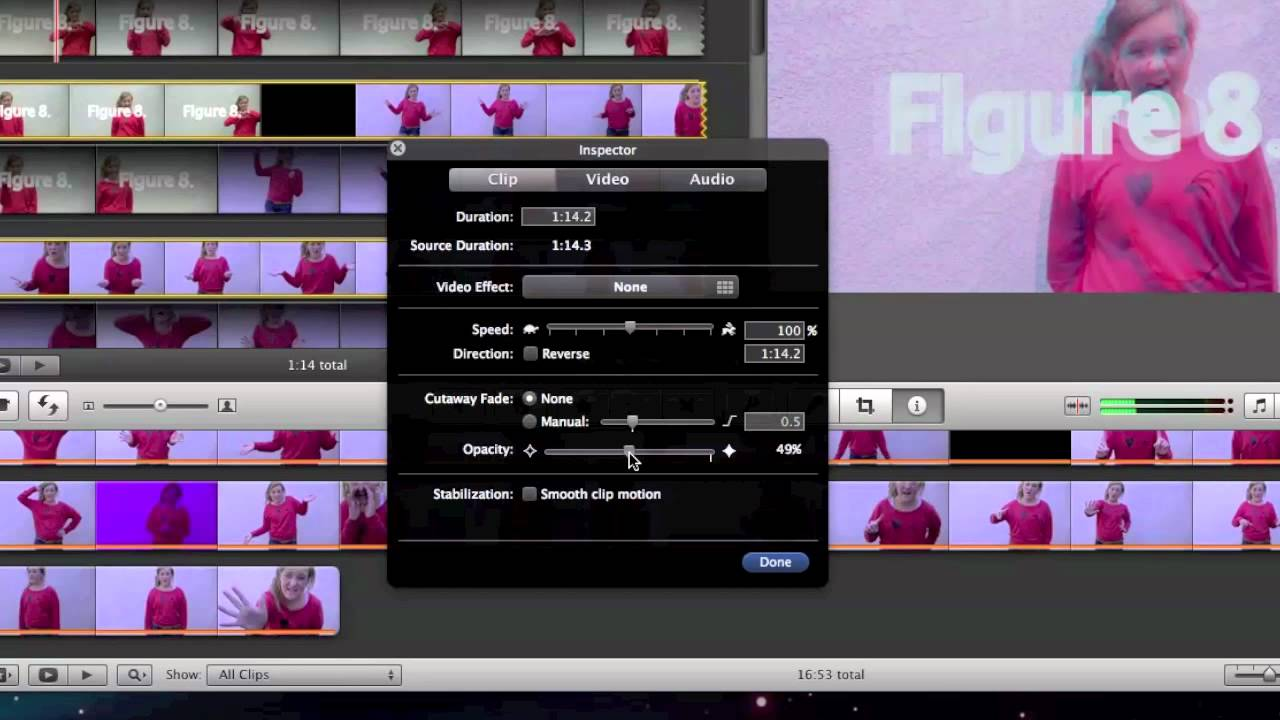 HOW TO: iMovie 3D Effect