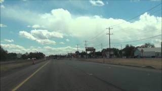 Oregon - Interstate 84 East - Mile Marker 370-377 (5/22/13)