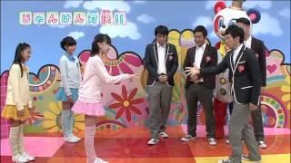 ちゃおガールがピラメキーノメンバーと番組出演をかけて3本勝負 山田杏...
