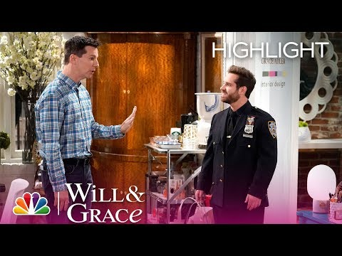 Will & Grace - Jack Confronts His Homo FOMO (Episode Highlight)
