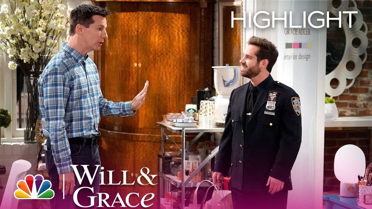 Download Will & Grace - Jack Confronts His Homo FOMO (Episode Highlight)