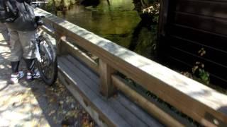 かっぱ橋近く清水橋