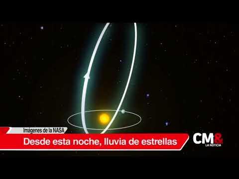 El mejor momento para ver la lluvia de estrellas Oriónidas